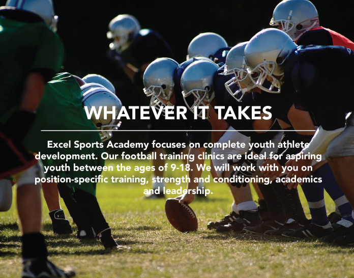 excel sports academy excel here excel anywhere